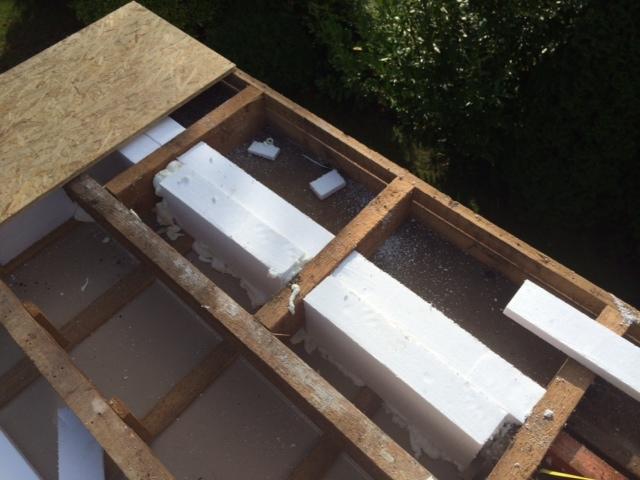 Plat dak maken de door ons gemonteerde platte daken hebben