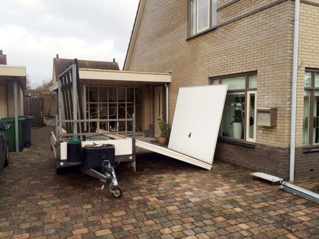 Genoeg Garage Ombouwen Tot Kantoor WF56 | Belbin.Info