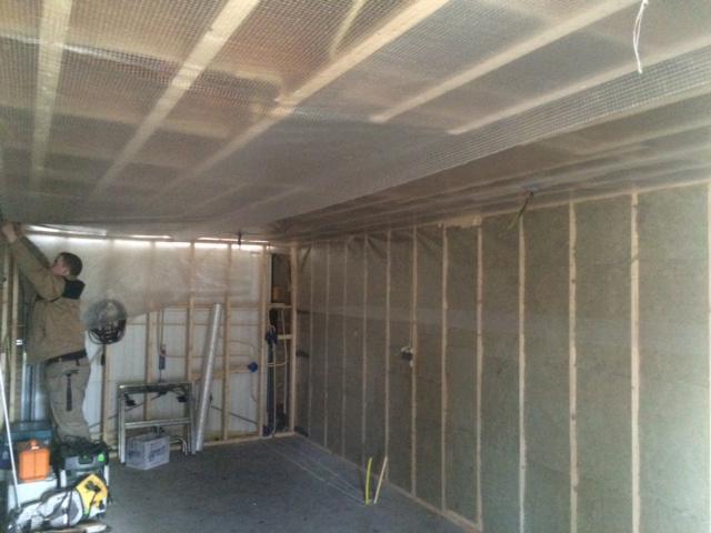 Ongebruikt Verbouwing garage Dassenwissel Winschoten februari 2015 YW-05