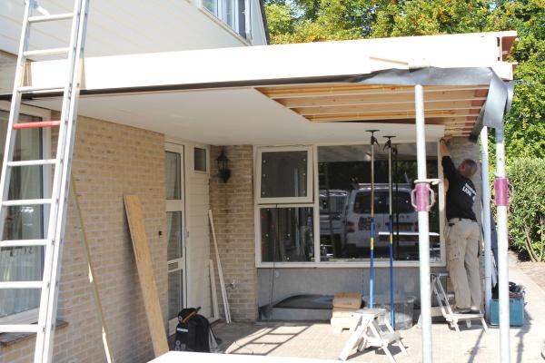 Verbouwing Jagershof Winschoten oktober 2012 | Aannemingsbedrijf ...
