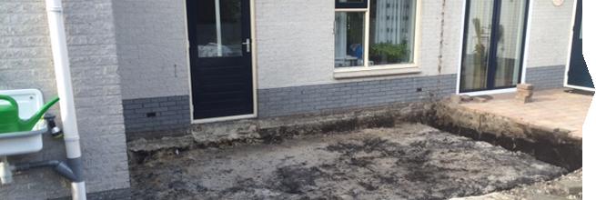 WMO aanbouw woning Scheemda juni 2016 | Aannemingsbedrijf Pijper ...