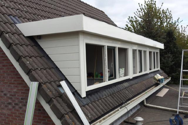 Bouw dakkapel Bellingwolde mei 2017   Aannemingsbedrijf Pijper ...